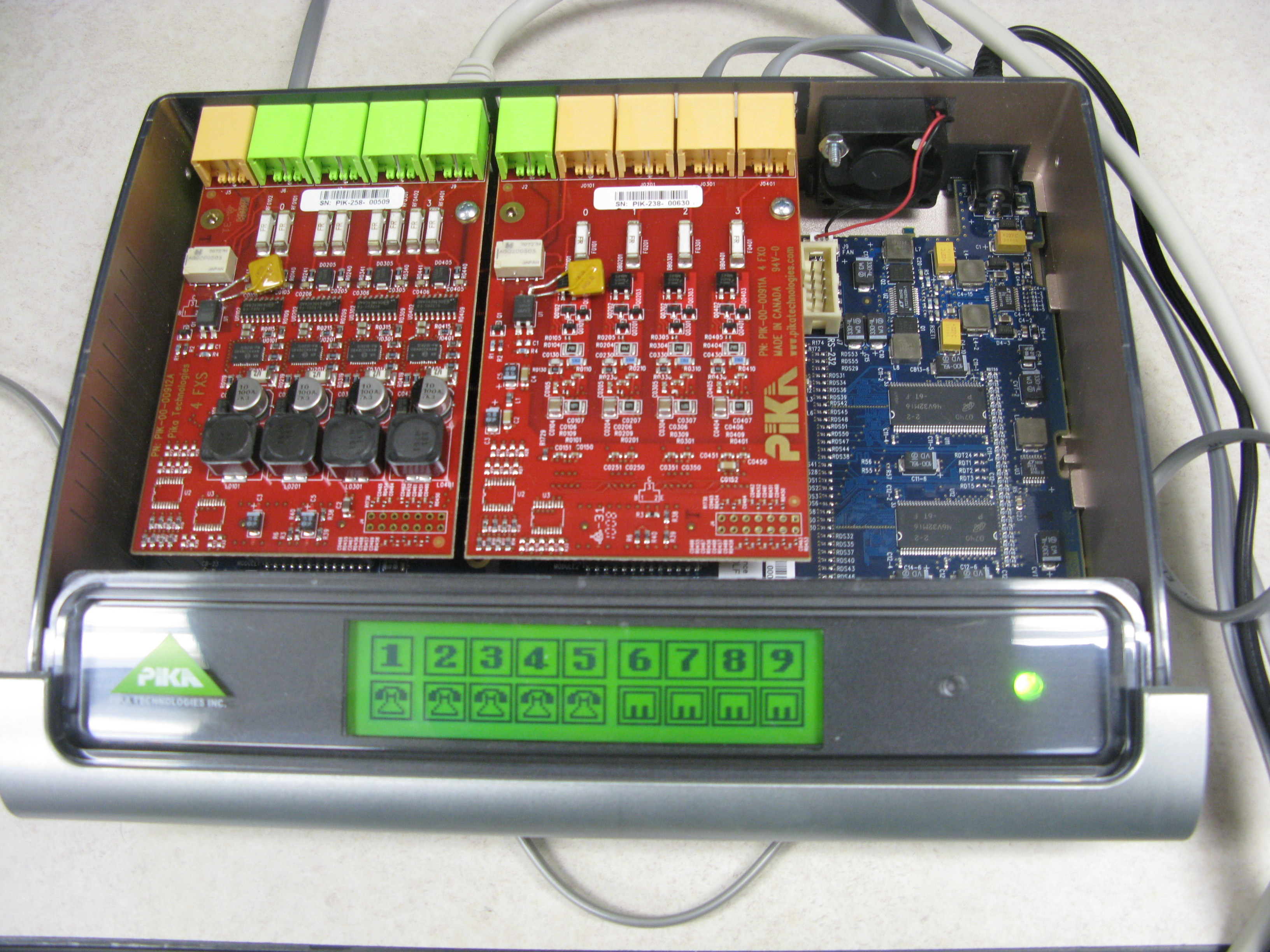 PIKA WARP Appliance for Asterisk Review