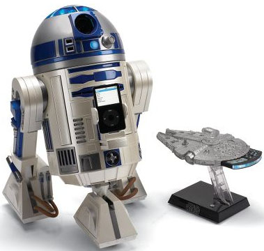 R2-D2 Home Theater System DLP Projector