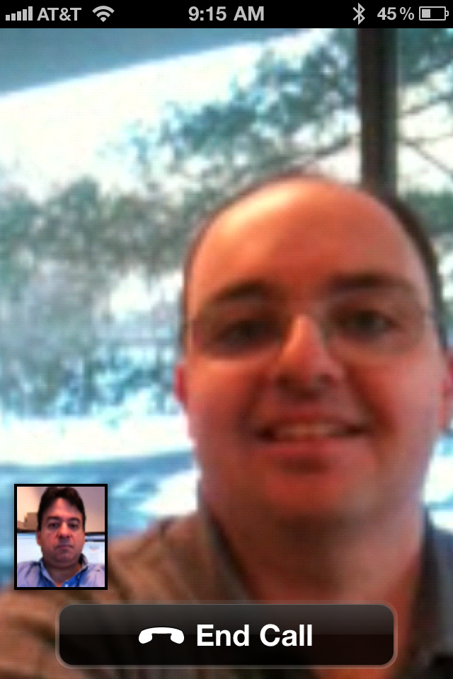 Skype Video For iPhone!