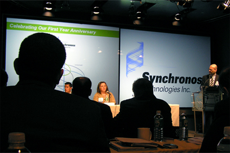 Panel Discussion, Synchronoss First Birthday Event